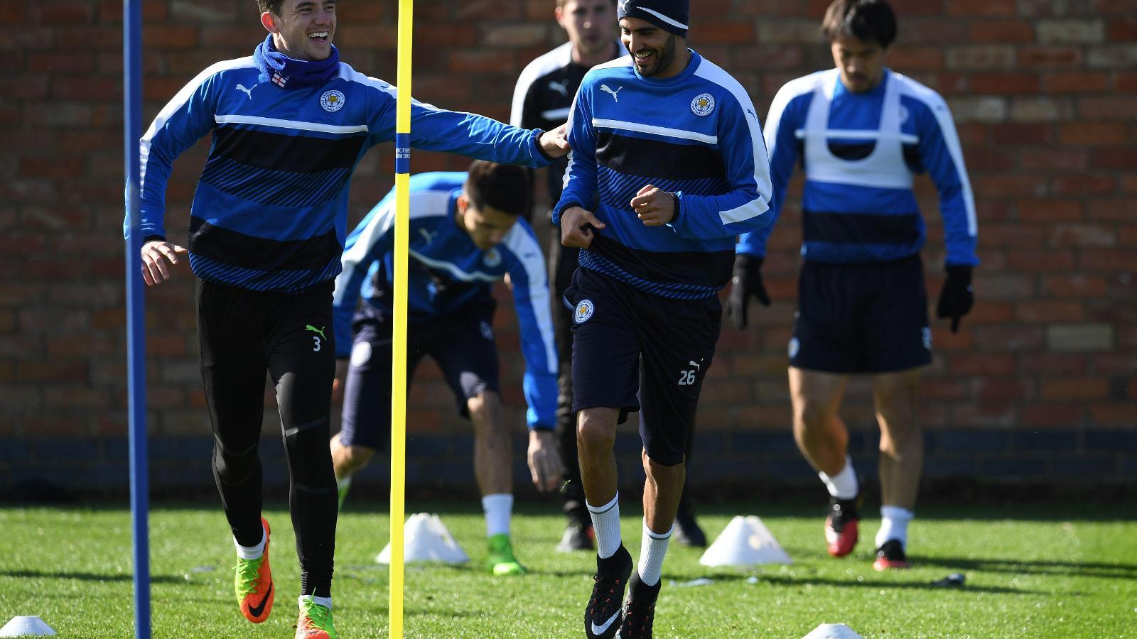 Leicester City Premier League Kicks Hero