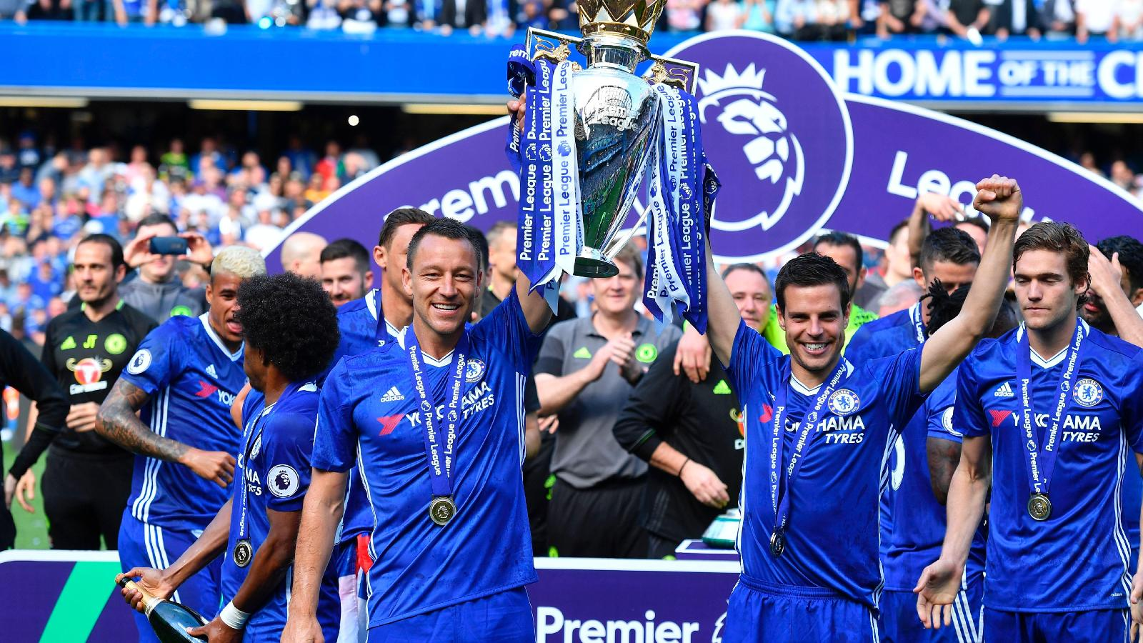 'Compelling football and reasons to celebrate'