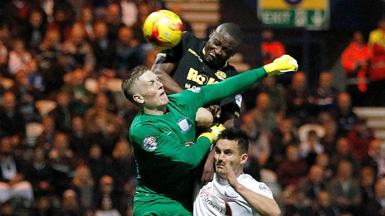 Jordan Pickford, Preston