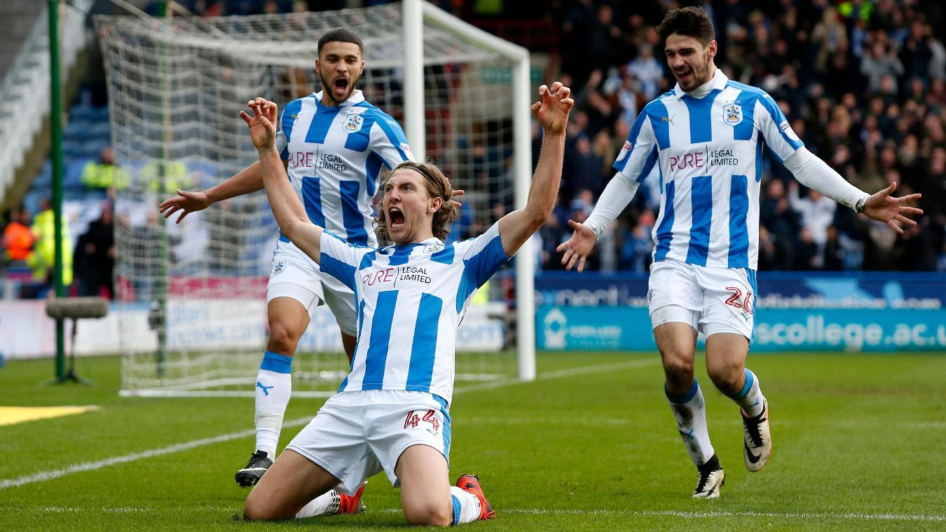 Michael Hefele, Huddersfield