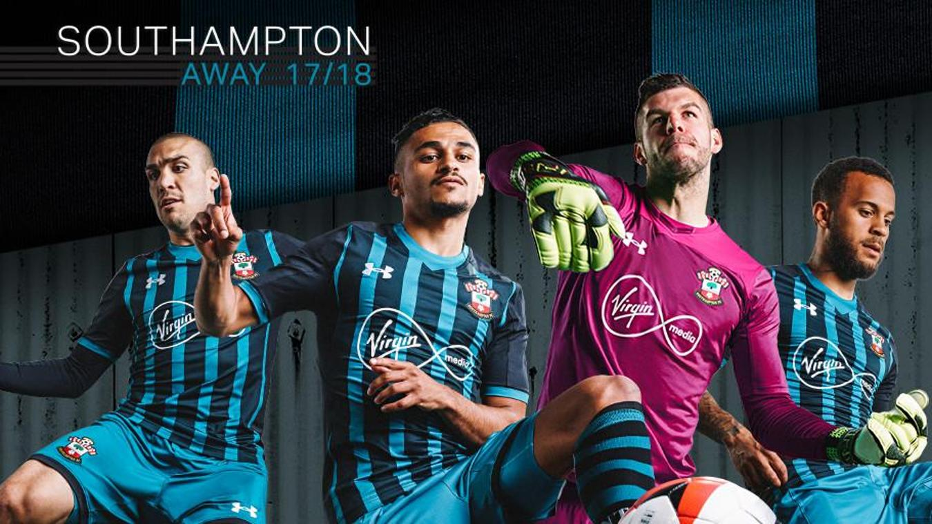 2017/18 Premier League kits: Southampton away