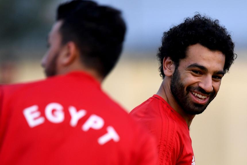 Mohamed Salah, Egypt