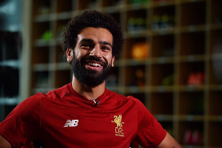 7d192583ea3 Liverpool seal Salah signing
