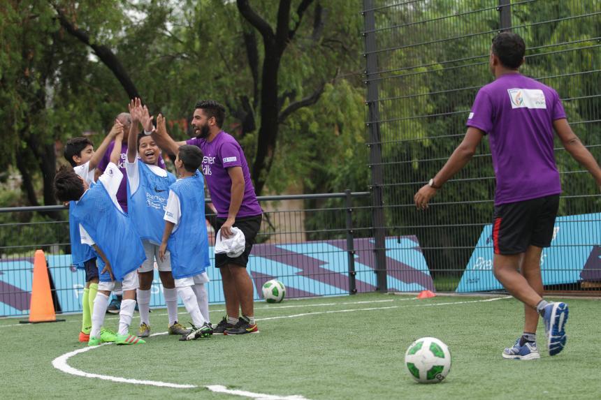 Premier Skills inspiring coaches in India