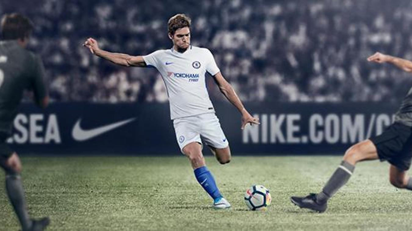 2017/18 Premier League kits: Chelsea away