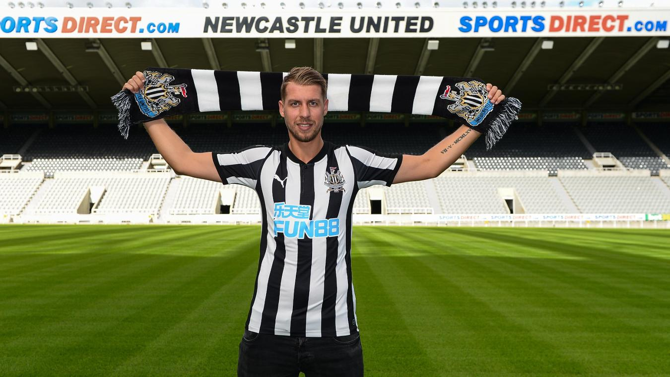 Florian Lejeune, Newcastle United