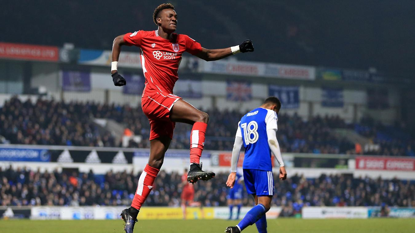 Tammy Abraham, Bristol City