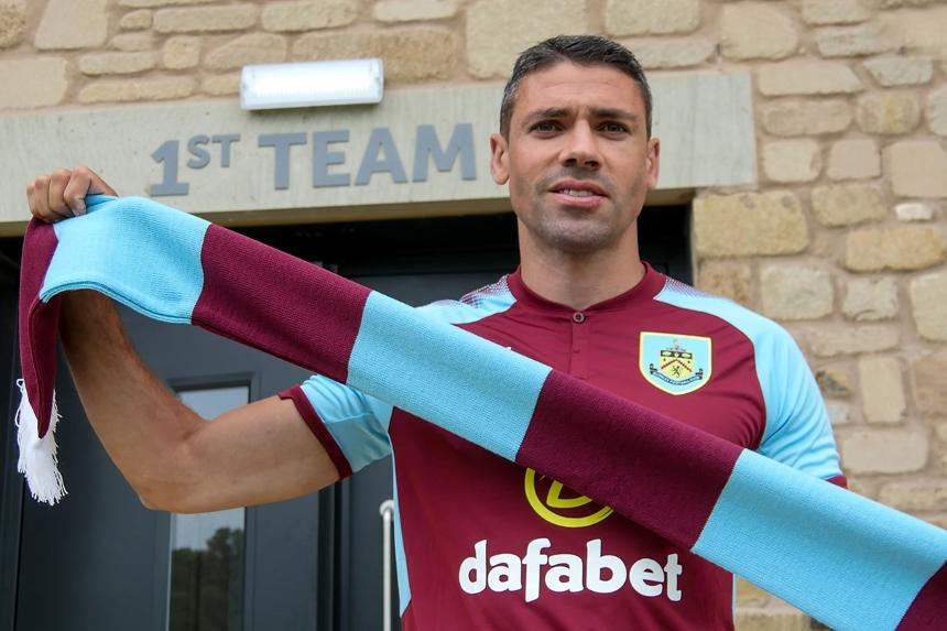Jonathan Walters, Burnley