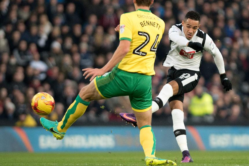 Tom Ince, Derby County
