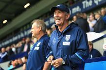 Tony Pulis, West Bromwich Albion