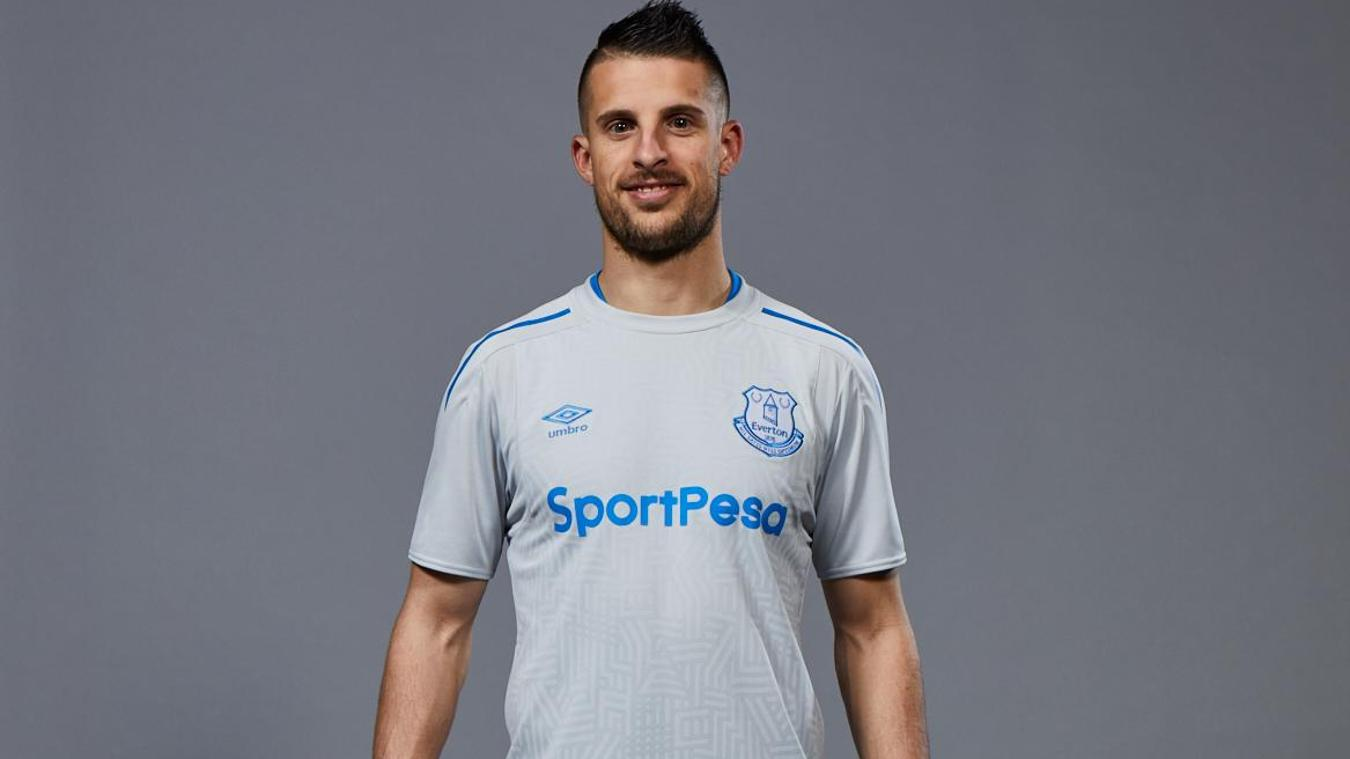 2017/18 Premier League kits: Everton away