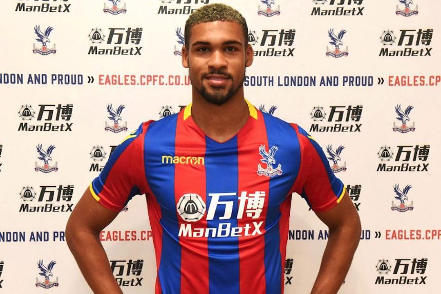 Ruben Loftus-Cheek signs for Crystal Palace