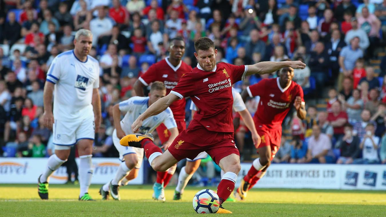 Tranmere Rovers 0-4 Liverpool