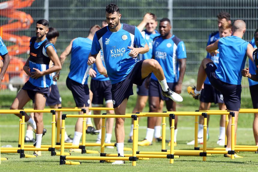 Vicente Iborra, Leicester City