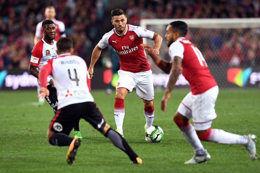 Sead Kolasinac, Arsenal