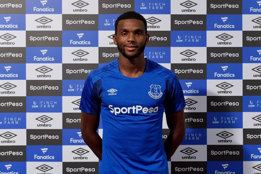 Cuco Martina, Everton