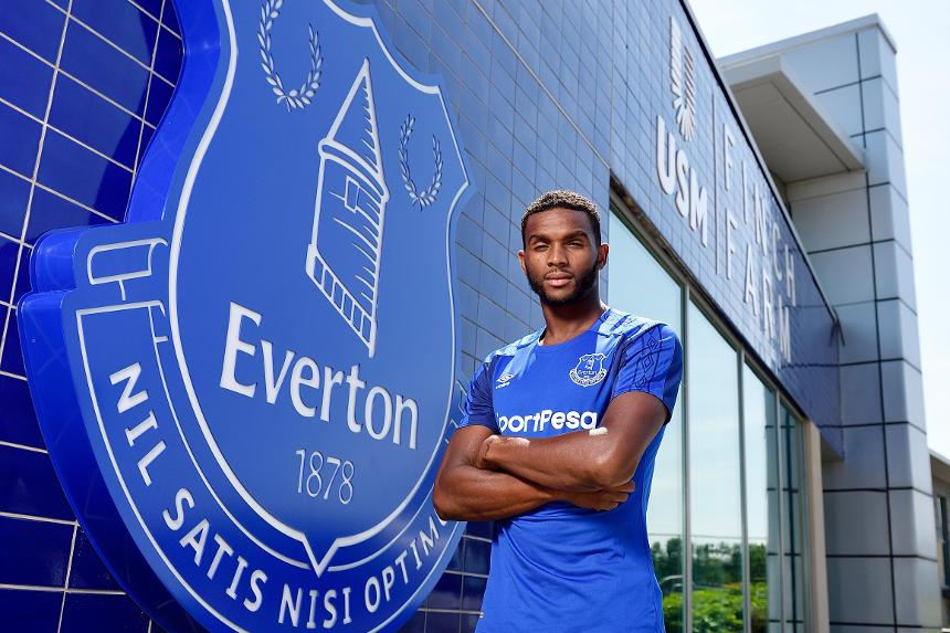 Cuco Martina, Everton
