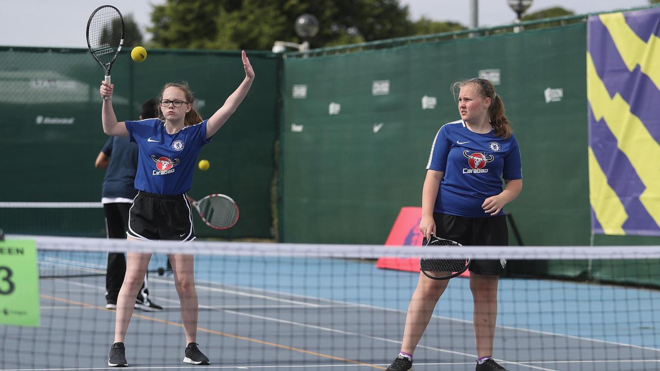 Maisie, PL Tennis, Chelsea Foundation