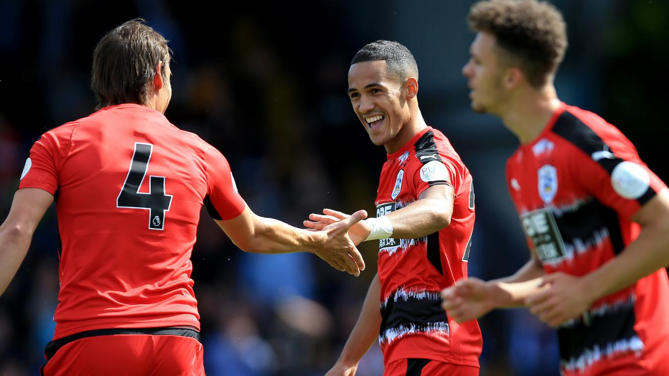 Bury 1-3 Huddersfield Town