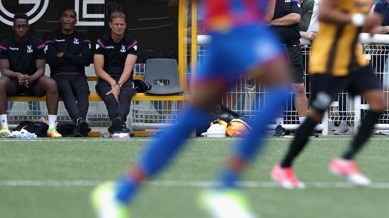 Maidstone United 1-3 Crystal Palace