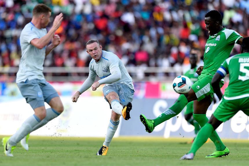 Gor Mahia FC 1-2 Everton