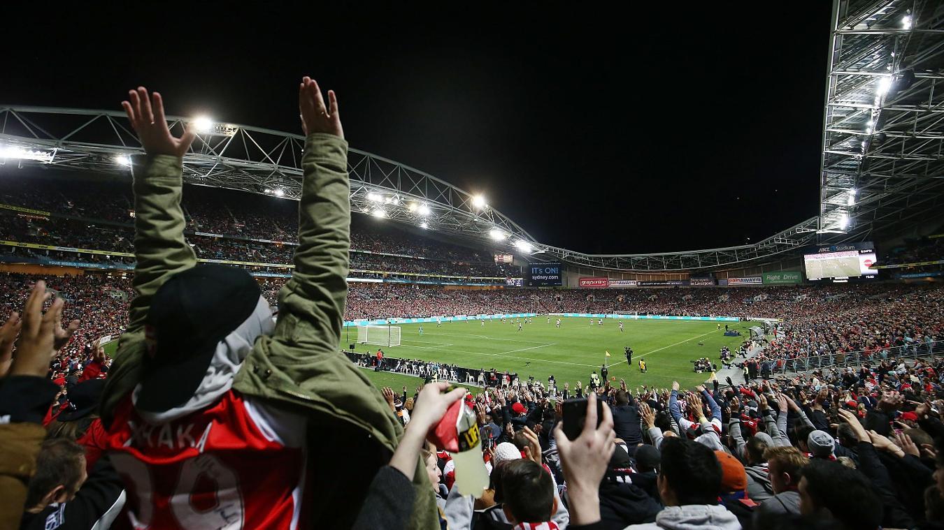 Western Sydney Wanderers 1-3 Arsenal