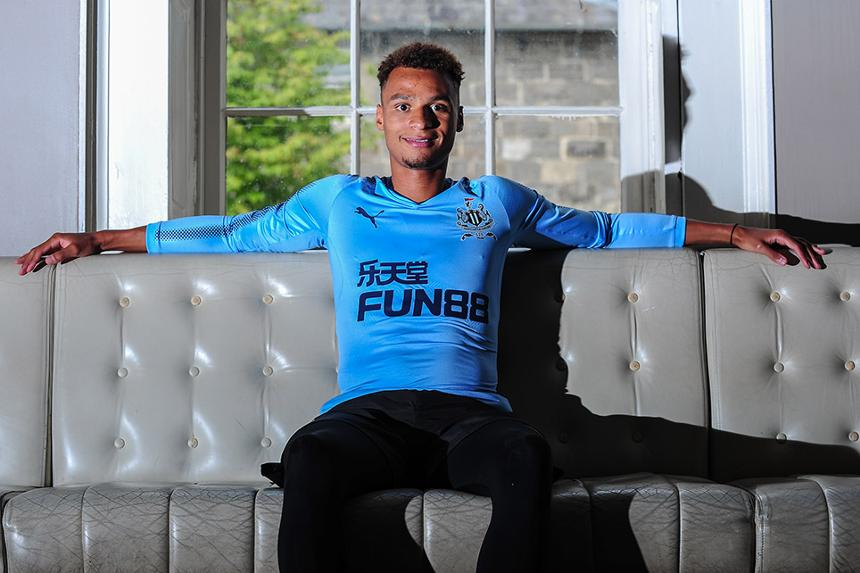 Jacob Murphy, Newcastle