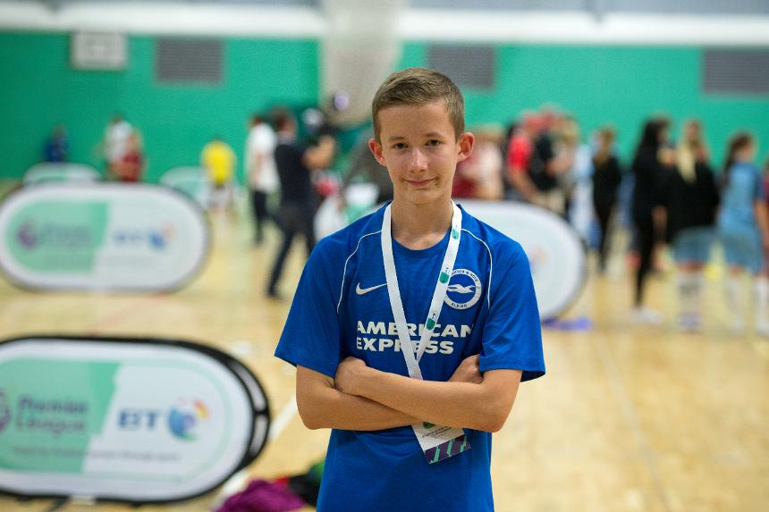 PL/BT Disability Sport Festival, Jacob, Albion in the Community