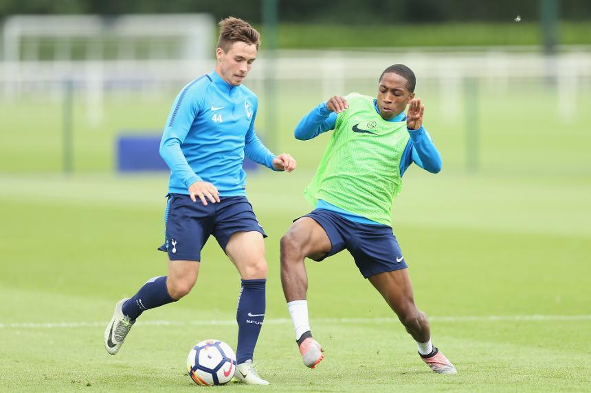 Will Miller, Tottenham Hotspur