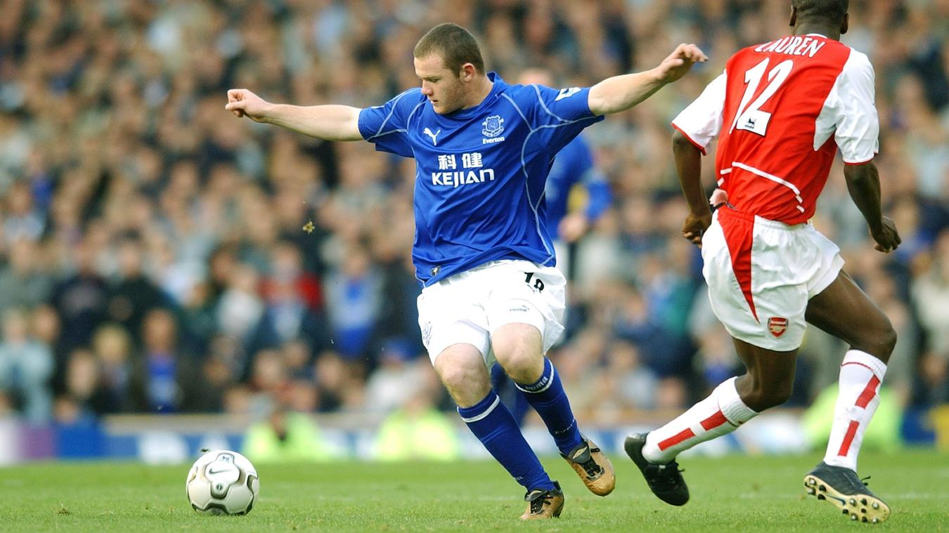 Everton 2-1 Arsenal, 2002/03