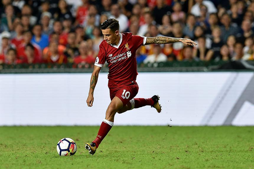 Phillippe Coutinho, Liverpool