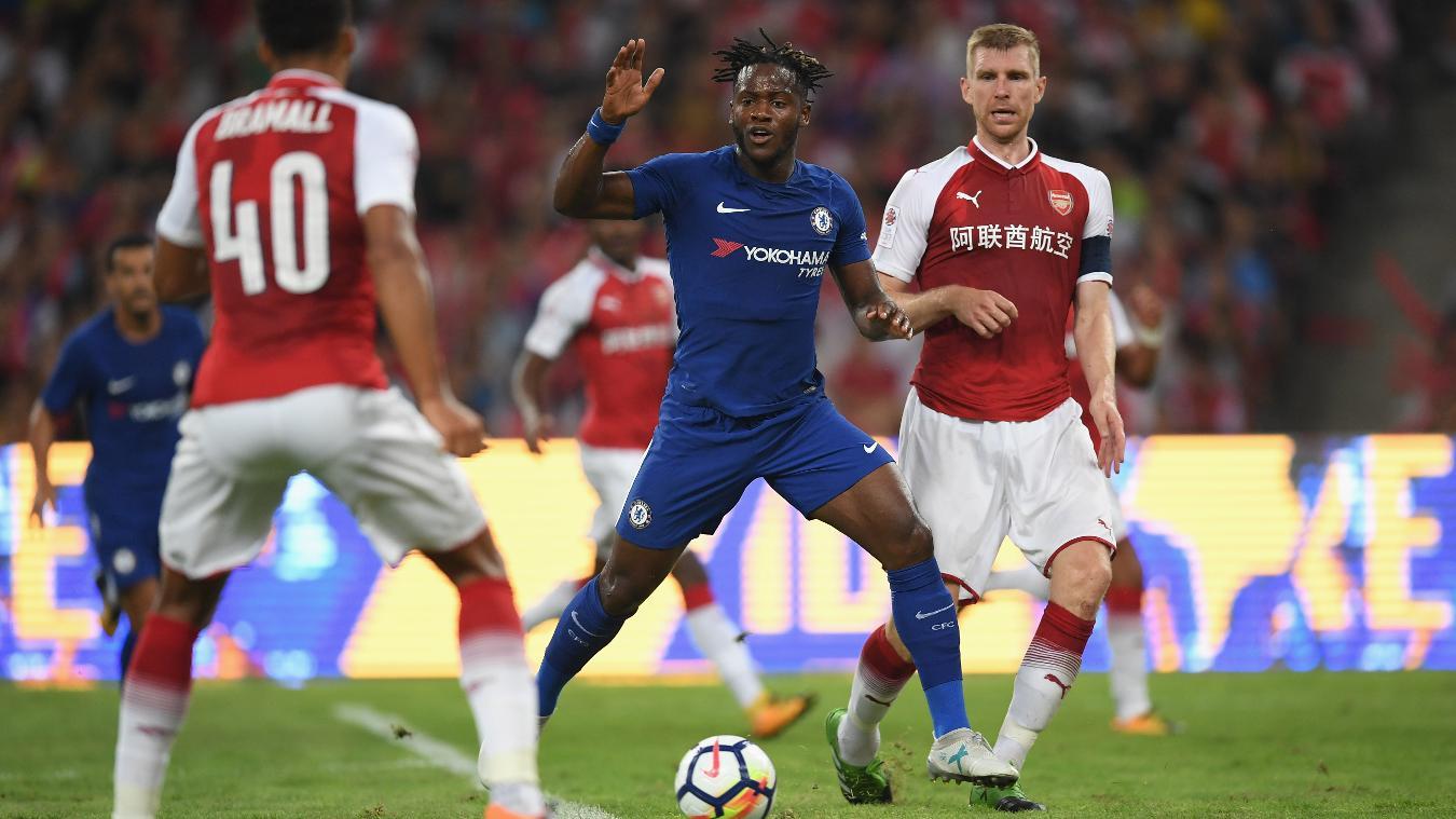 Chelsea 3-0 Arsenal