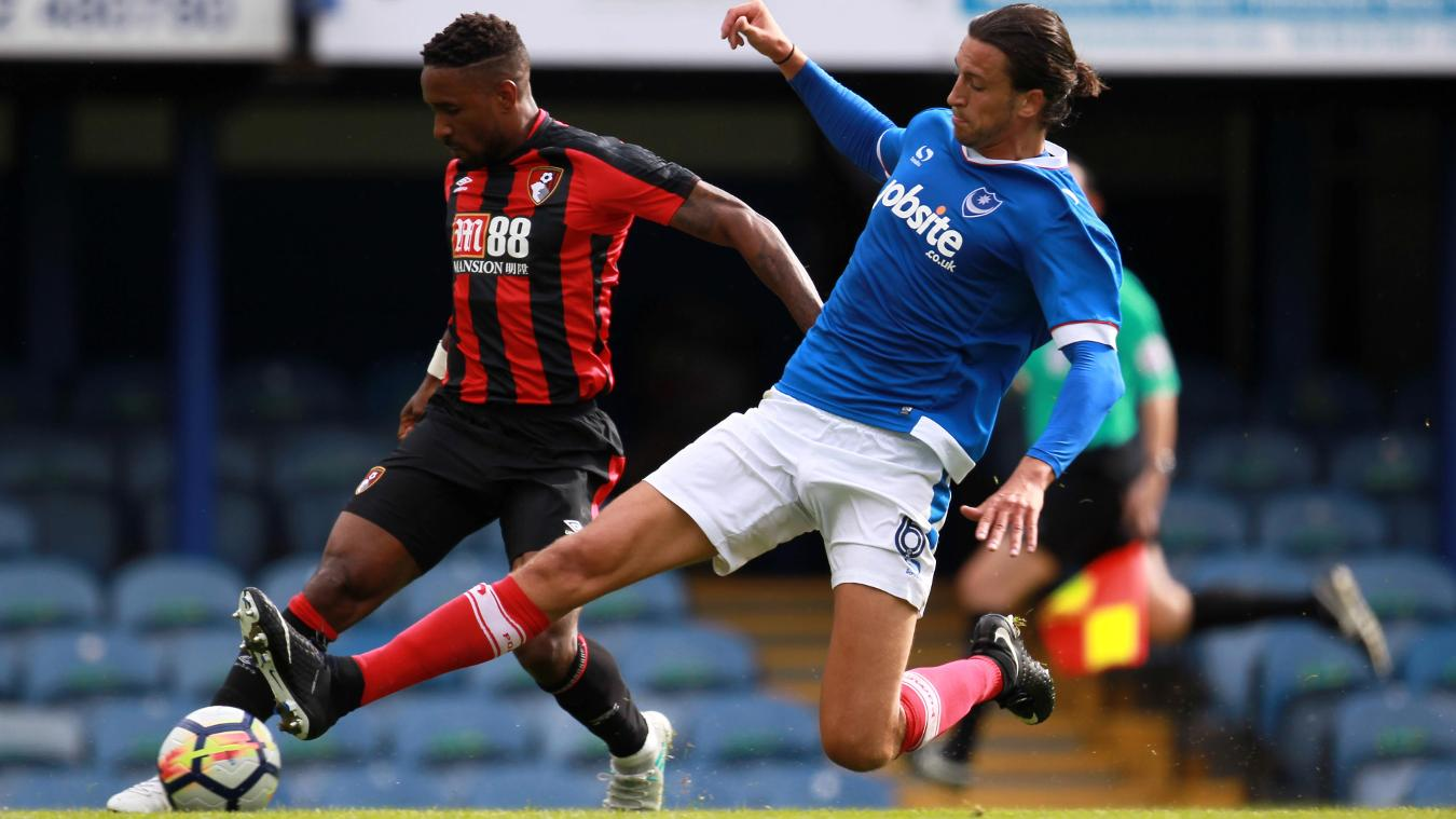 Portsmouth 1-2 AFC Bournemouth