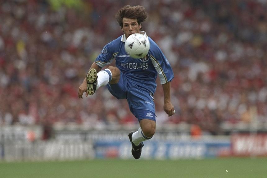 Gianfranco Zola, Chelsea