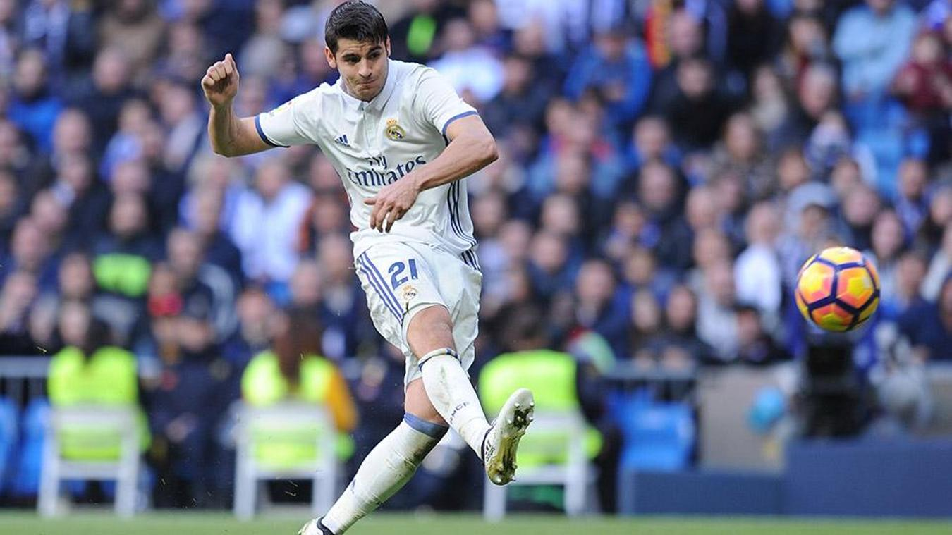 Numbers stack up for big game Morata