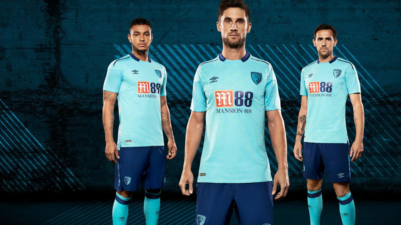 2017/18 Premier League kits: AFC Bournemouth away