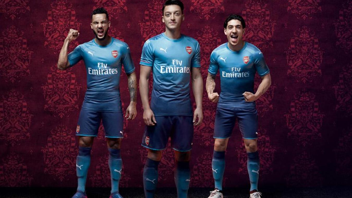 d00f9bf5dbb New Premier League kits for season 2017 18