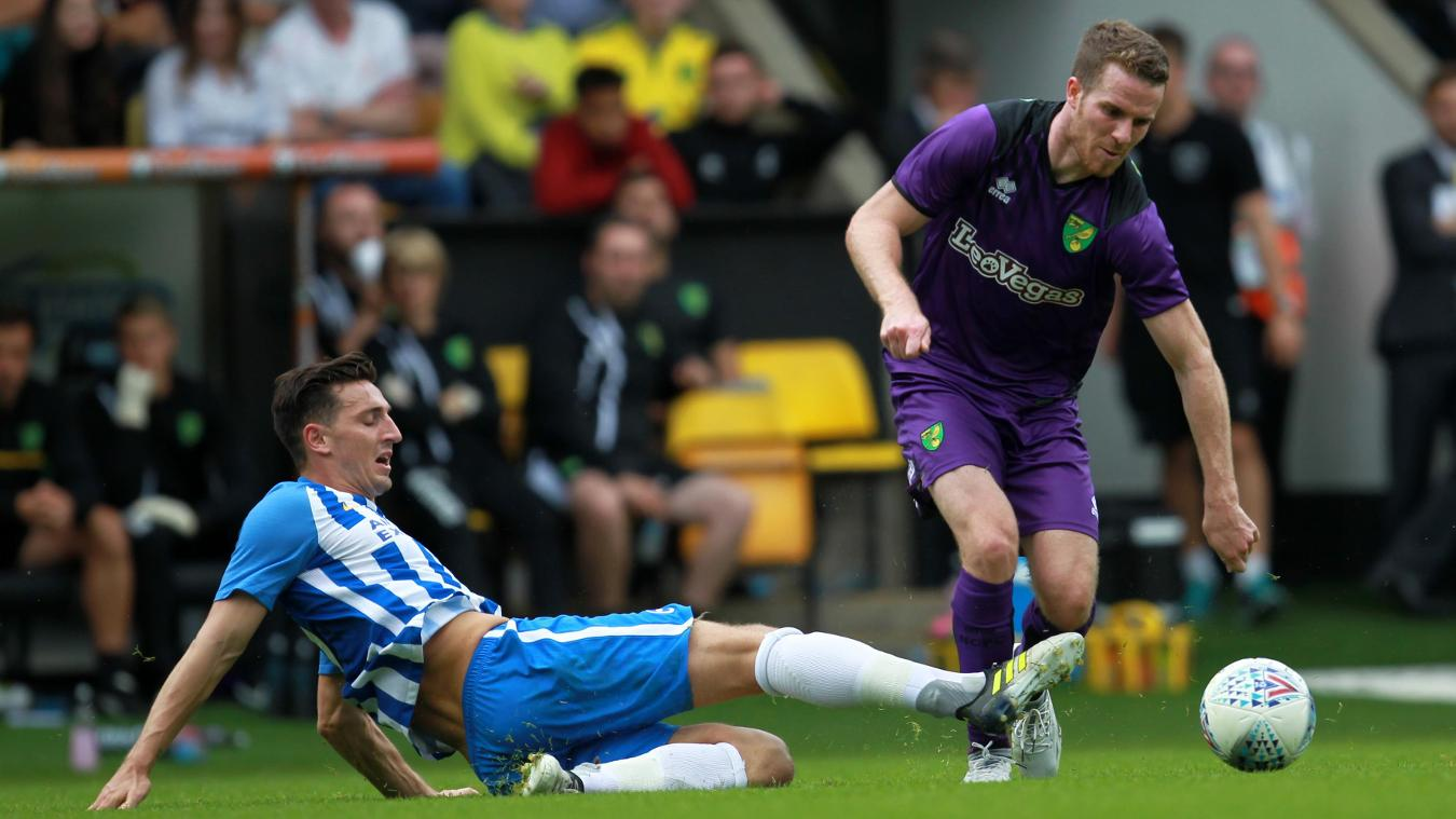 Norwich City 1-1 Brighton