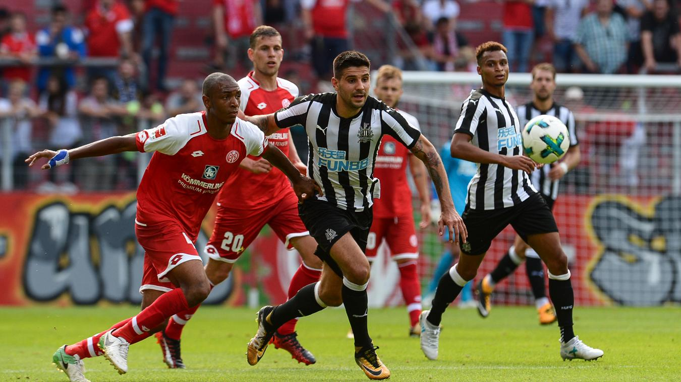 Mainz 2-1 Newcastle United