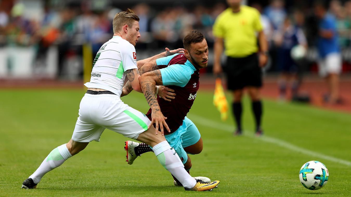 Werder Bremen 2-2 West Ham