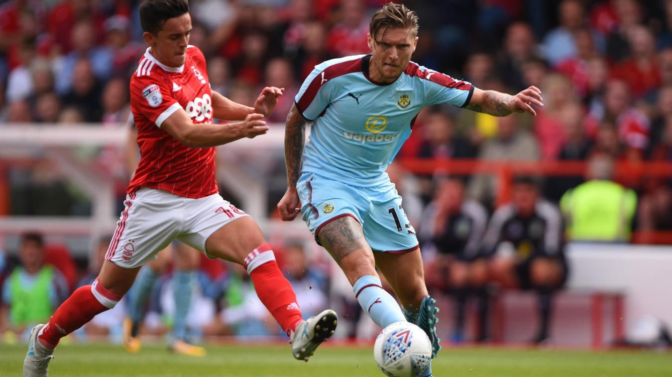 Nottingham Forest 1-1 Burnley