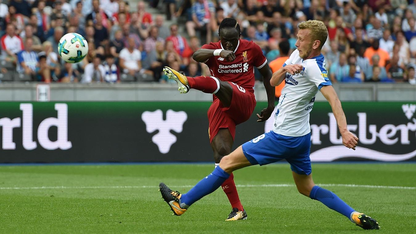 Hertha BSC 0-3 Liverpool