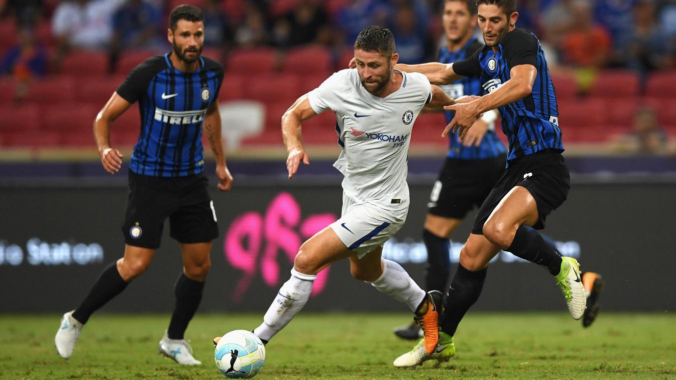 Chelsea 1-2 Inter Milan