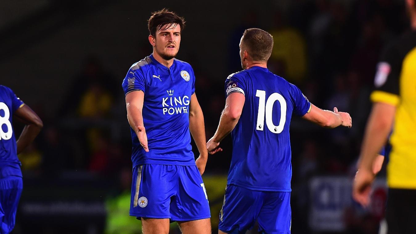 Burton Albion 2-1 Leicester City