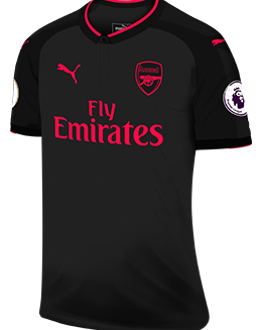 Arsenal third kit, 2017-18