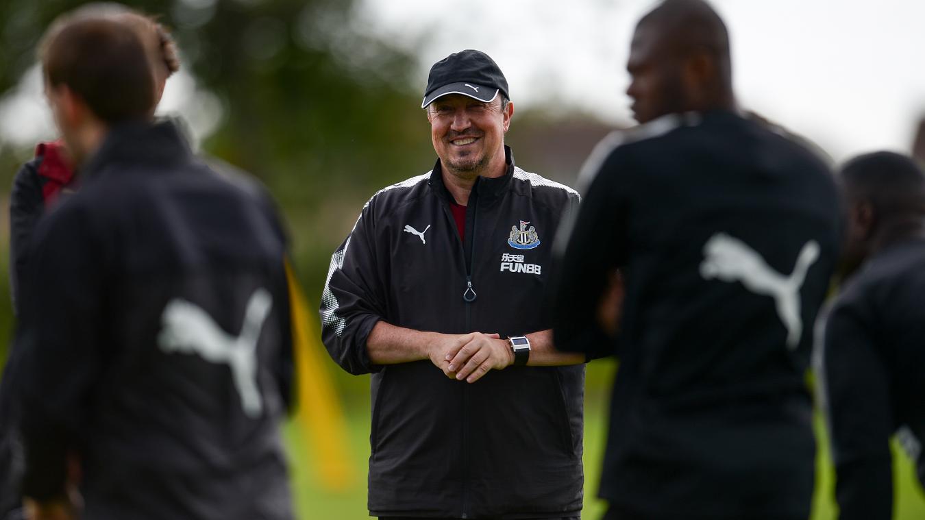 Rafa Benitez, Newcastle United
