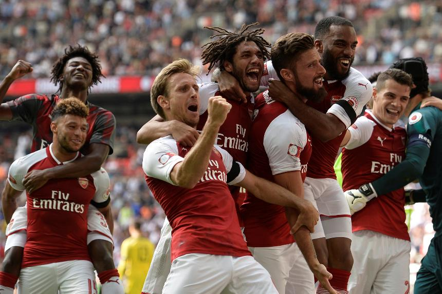 Arsenal, FA Community Shield