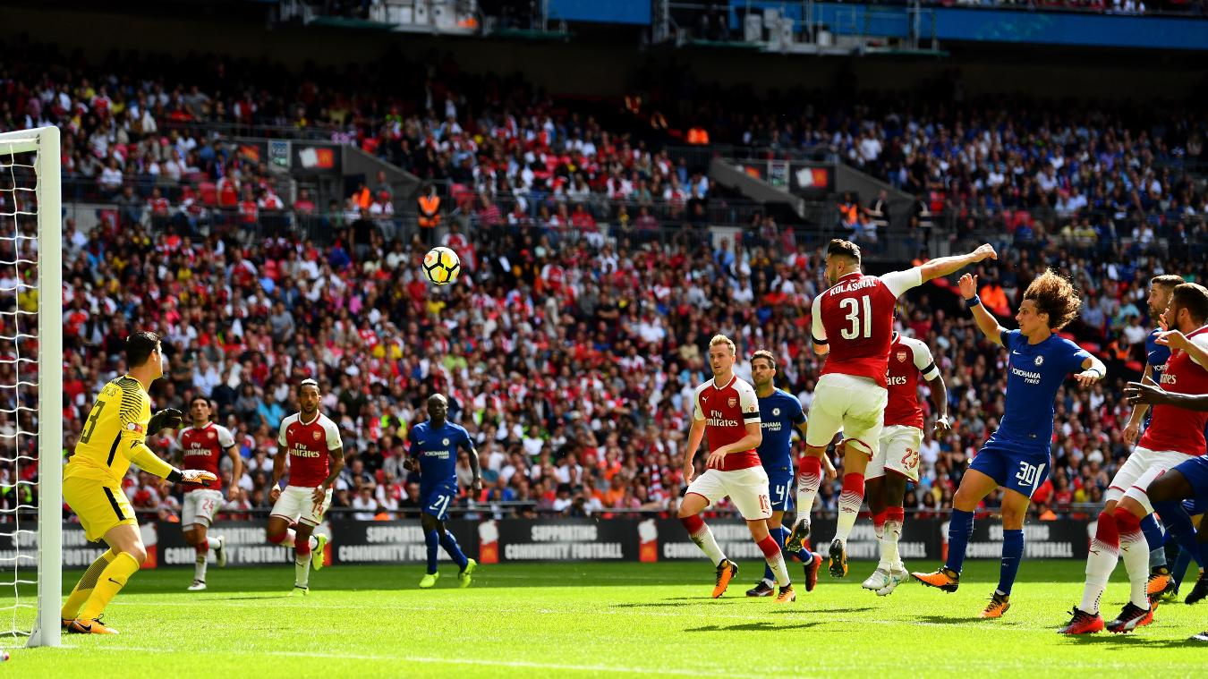 Arsenal 1-1 Chelsea (4-1 on pens)