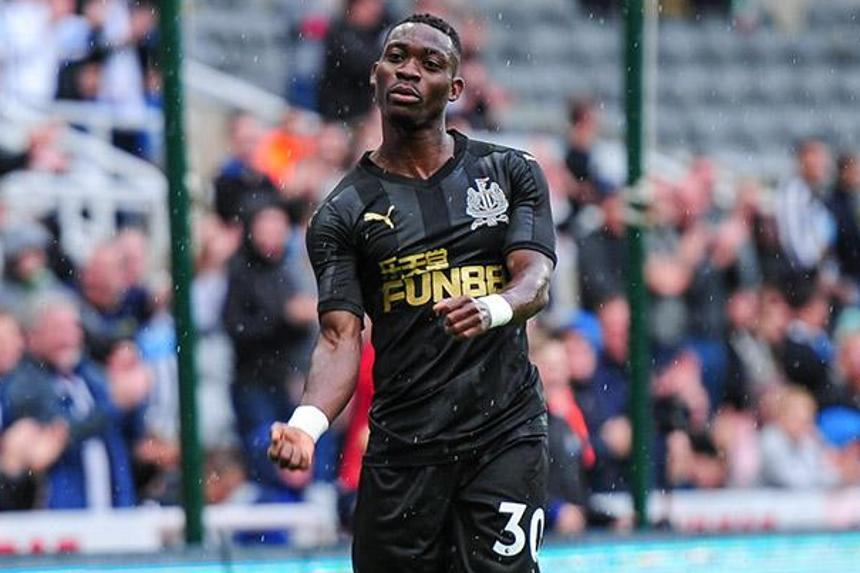 Christian Atsu, Newcastle