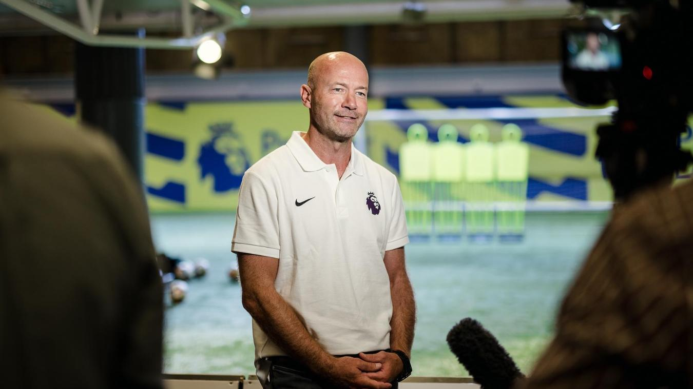 2017 Season Launch, Alan Shearer